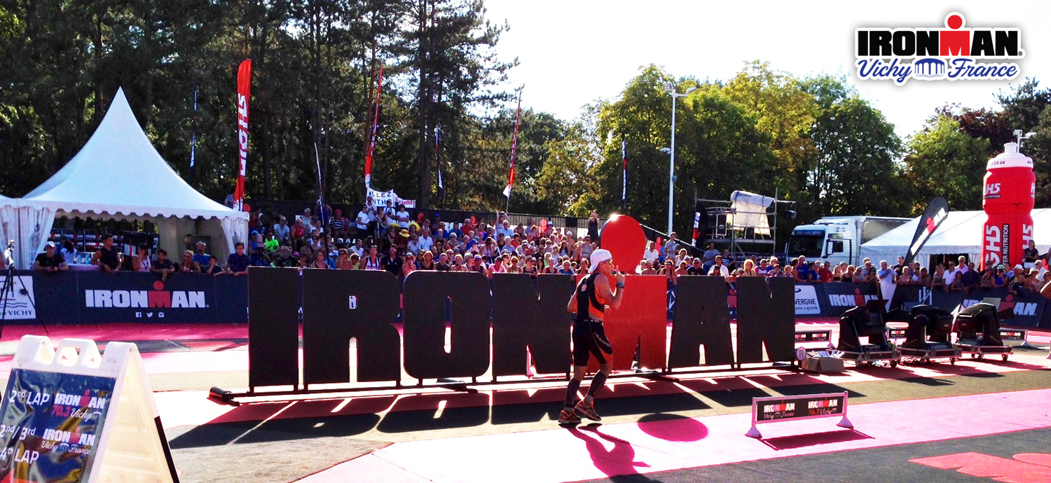 Ironman Vichy France