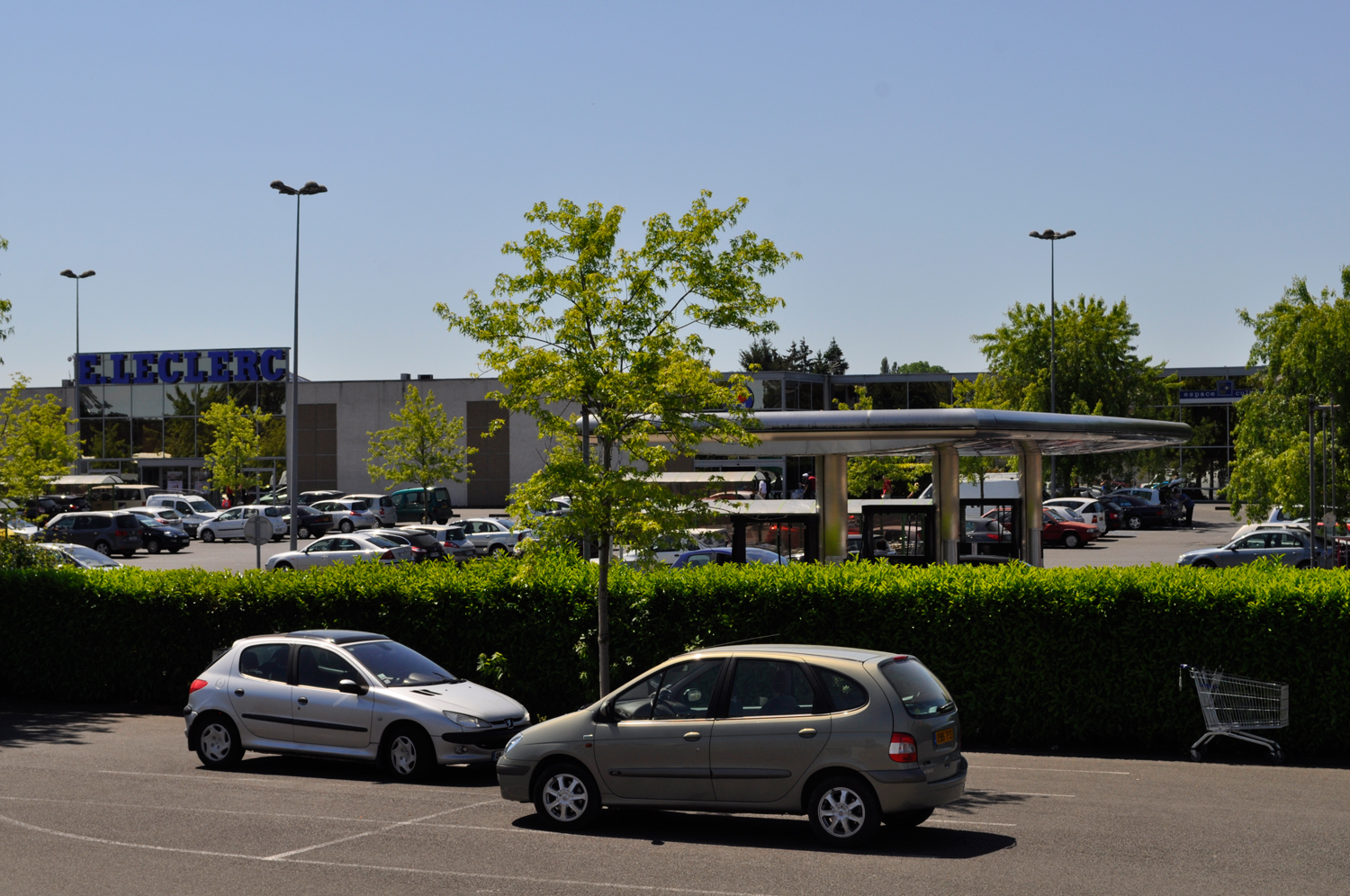 Centre commercial de Bellerive-sur-Allier