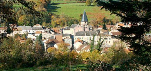 Bourg de Ferrières-sur-Sichon - © Jacky PROYART